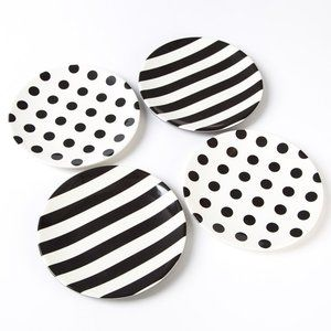 Kate Spade Tidbet Plates (Set of 4)